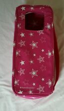 Authentic American Girl STARRY PINK STAR DOLL Carrier Travel CASE Bag