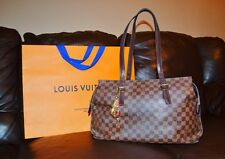Louis vuitton Chelsea in Damier ebene print 100 % Genuine