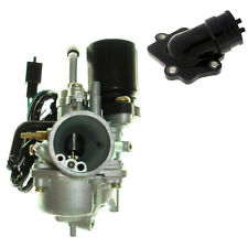GEELY SCOOTER CARBURETOR & INTAKE MOPED 49 50cc CARB