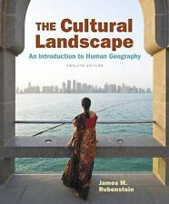 The Cultural Landscape: An Introduction to Human Geography (12th Edition)