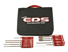 EDS Racing Helicopter Combo Tool Set w/ Bag (10 Peices) - EDS-290911