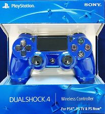 SONY DUALSHOCK 4 WAVE BLUE  -  Oficial Original Controller for PS4  -  CUH-ZCT1U