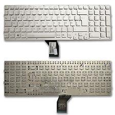 Orig. VPC-CB Tastatur Sony Vaio VPC-CB17 VPC-CB2S1E/W VPCCB4Z1E Keyboard Silber