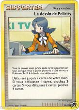 Pokémon n° 98/106 - Supporter - Le dessin de Felicity