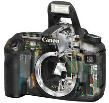 CANON EOS 40D DSLR DIGITAL CAMERA SERVICE REPAIR & OWNERS USER OPERATION MANUAL