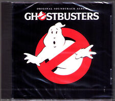 GHOSTBUSTERS Elmer Bernstein Ray Parker Jr OST Soundtrack Air Supply CD 1984 NEU