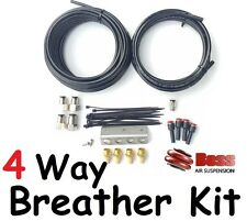 BOSS 4-Way Diffs & Trans Breather Kit suits Nissan Patrol GQ Ford Maverick