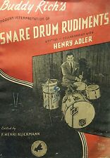 Buddy Rich Drum Book
