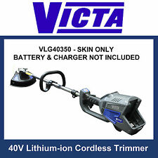 Victa V-Force+ 40V Cordless Trimmer - SKIN ONLY - FREE SHIPPING