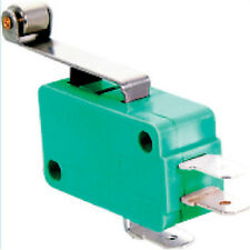 SPDT Snap-Action Standard Micro Switch with Roller Lever