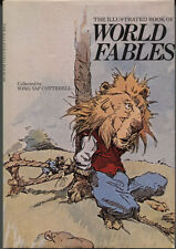 Young Yap Cotterell - The illustrated book of World Fables