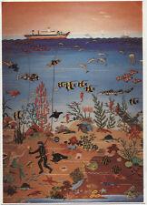 Alte Kunstpostkarte - Ludmila - Liebeserklärung