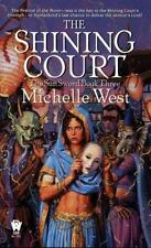 The Shining Court by Michelle West PAPERBACK Sun Sword 3