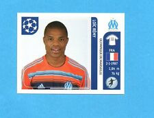 PANINI-CHAMPIONS 2011-2012-Figurina n.378- LOIC REMY -OLYMPIQUE M.-NEW BLACK