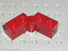 LEGO Star Wars DkRed Hinge Bricks 3830 & 3831 / 8088 & 7259 ARC-170 Starfighter