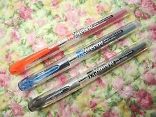 3 colors Platinum Preppy Stainless 0.3mm Fine nib Fountain Pen (Made in Japan)