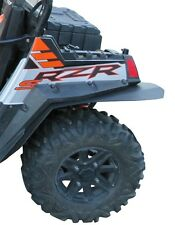 Polaris RZR-4 800 HDPE Fender Flares by MudBusters