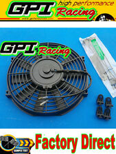 "NEW 12"" inch 12V Universal Electric Radiator RACING COOLING Fan + mounting kit"