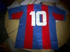 Argentina Soccer Player Diego Armando Maradona Retro t-shirt  F C Barcelona 1982