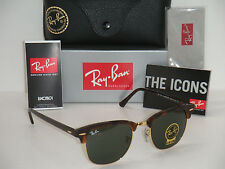 Ray-Ban Clubmaster 3016/ W0366 Green G15 Lens 51 mm