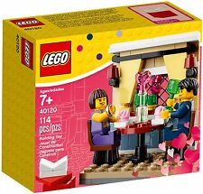 LEGO Seasonal - 40120 Valentine's Day Dinner - Neu & OVP (Lagerschaden)