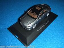 Mercedes Benz C 117 CLA Classe Gris, échelle 1:43 Neuf EMBALLAGE D'ORIGINE