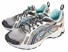 ASICS GEL ENDURO RUNNING TRAINING SNEAKERS LACE UP WOMENS SPORT SHOES 6M