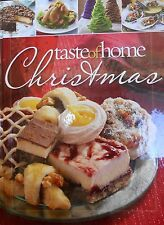 Taste of Home Cookbook: Christmas Cookbook new hardcover recipes & crafts