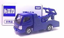 JAPAN TOMY TOMICA MITSUBISHI FUSO CANTER TOW TRUCK DIECAST NOT FOR SALE EDITION