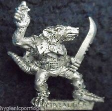 1993 Skaven Gutter Runner with Shuriken & Dagger 74455/91 Citadel Night Army GW