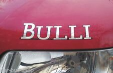 VW Bus - Schriftzug / Beschriftung - Bulli - vom Sondermodell Bulli 2007 - NEU