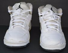 Nike Air Jordan  Retro white Size US 12 MJ, Chicago bulls 23  -10/16/2001