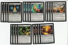 Magic the Gathering MTG**20x*Magic 2013 Rings*NM*4x of each type*FREE SHIPPING