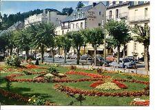 CP 63 - Puy-de-Dôme - La Bourboule - Ses jardins
