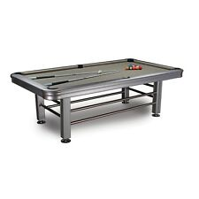 Tropicana 8' Outdoor Pool Table w/ Accessories and FREE Shipping