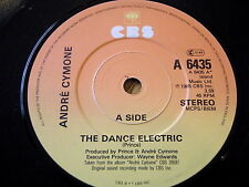 "ANDRE CYMONE - THE DANCE ELECTRIC     7"" VINYL"