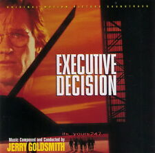 Executive Decision - Original Soundtrack [1996] | Jerry Goldsmith | CD