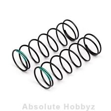 Hot Bodies 68mm Big Bore Shock Spring (Green) (60.8gF) (2) - HBS109806