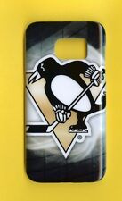 PITTSBURGH PENGUINS 1 Piece Case / Cover Samsung GALAXY S7 (Design 2) + Stylus