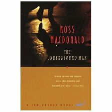 Vintage Crime/Black Lizard: The Underground Man by Ross Macdonald (1996,...
