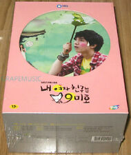 MY GIRLFRIEND IS GUMIHO Lee Seung Ki K-DRAMA 8 DISC DVD LIMITED BOX SET NEW