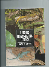 FEEDING INSECT-EATING LIZARDS