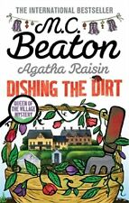 Agatha Raisin: Dishing the Dirt by M. C. Beaton (Paperback, 2016) New Book