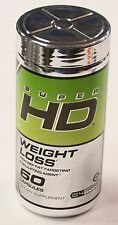 NEW  Cellucor Super HD Fat Burner Weight Loss 60 Capsules