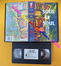 VHS SOUL II SOUL 1990 A new decade live from brixton academy (VM4) no mc dvd lp