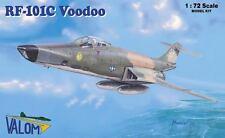 McDONNELL RF-101C VOODOO VALOM 1/72 PLASTIC KIT