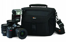 Lowepro Nova 180 AW DSLR Camera Photo Carry Shoulder Bag Case With Rain Cover