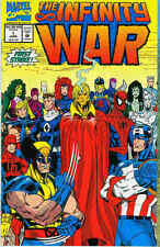 Infinity War # 1 (of 6) (Ron Lim, 52 pages) (USA, 1992)