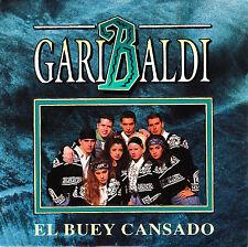 """7"""" GARIBALDI el buey cansado SPANISH 1992 PROMOTIONAL THALIA"""