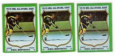 1X PHIL ESPOSITO 1973 74 Topps #120 EX 73 1974 Bruins Lots Available